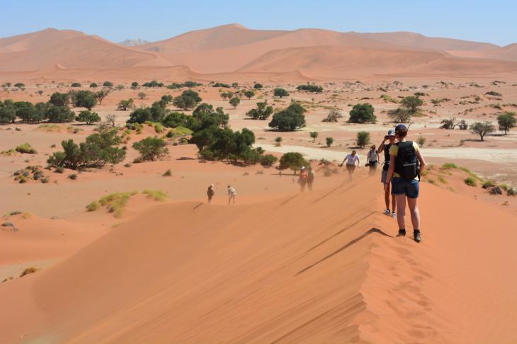 Rundreise durch Namibia mit Rotel Tours - Reiseblog, Erfahrungsberichte