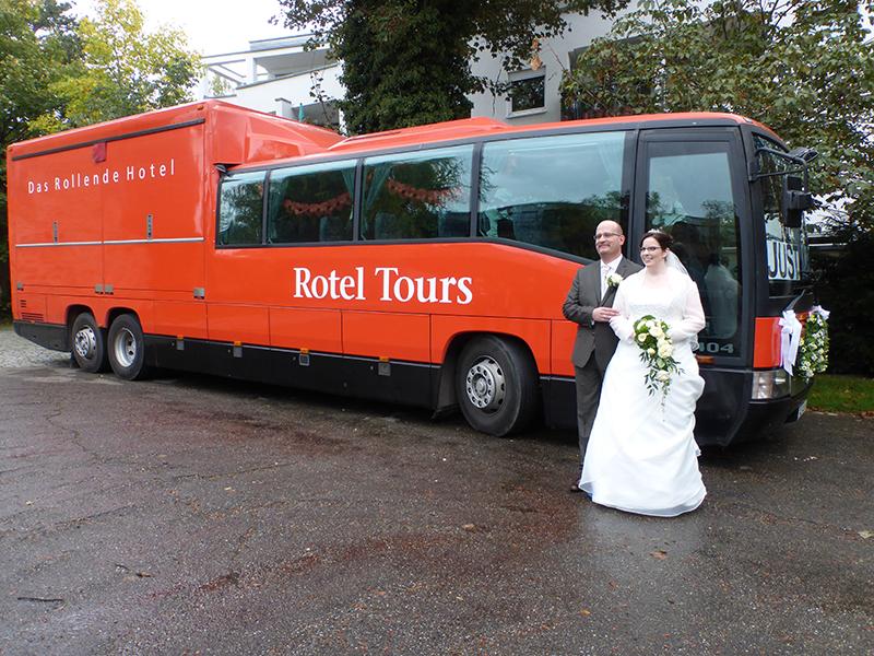 Unsere Rotel Traumhochzeit 2014 - Rotel Tours Reiseblog