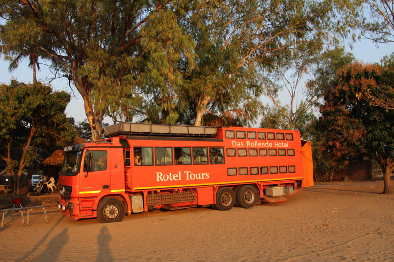 Rotel Expeditionsreise Afrika