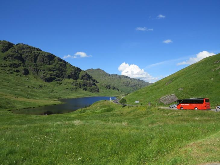 Große Schottland Rundreise mit Rotel Tours - Das Rollende Hotel
