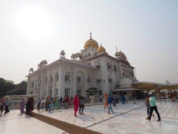 Sikh-Tempel Bangla Sahib Gurdwara, Delhi