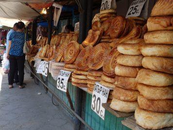 Brot Marktstand