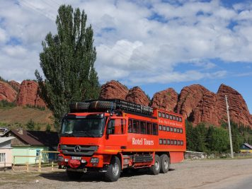 Felsen Bus Rotel Tours