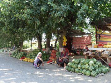 Markt Obst Gemüse