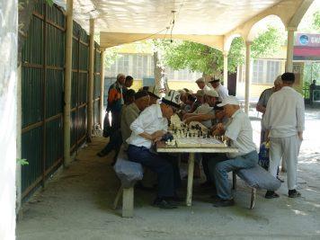 Schach Männer