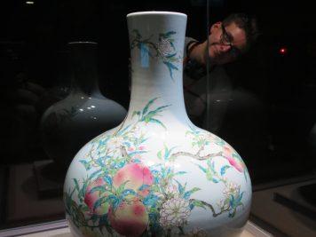 Museum Vase Ming Taipeh
