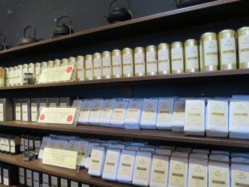 Laden Verkauf Tee