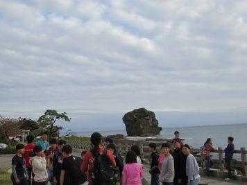 Küste Felsen