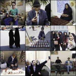 Menschen Persien Rotel Tours