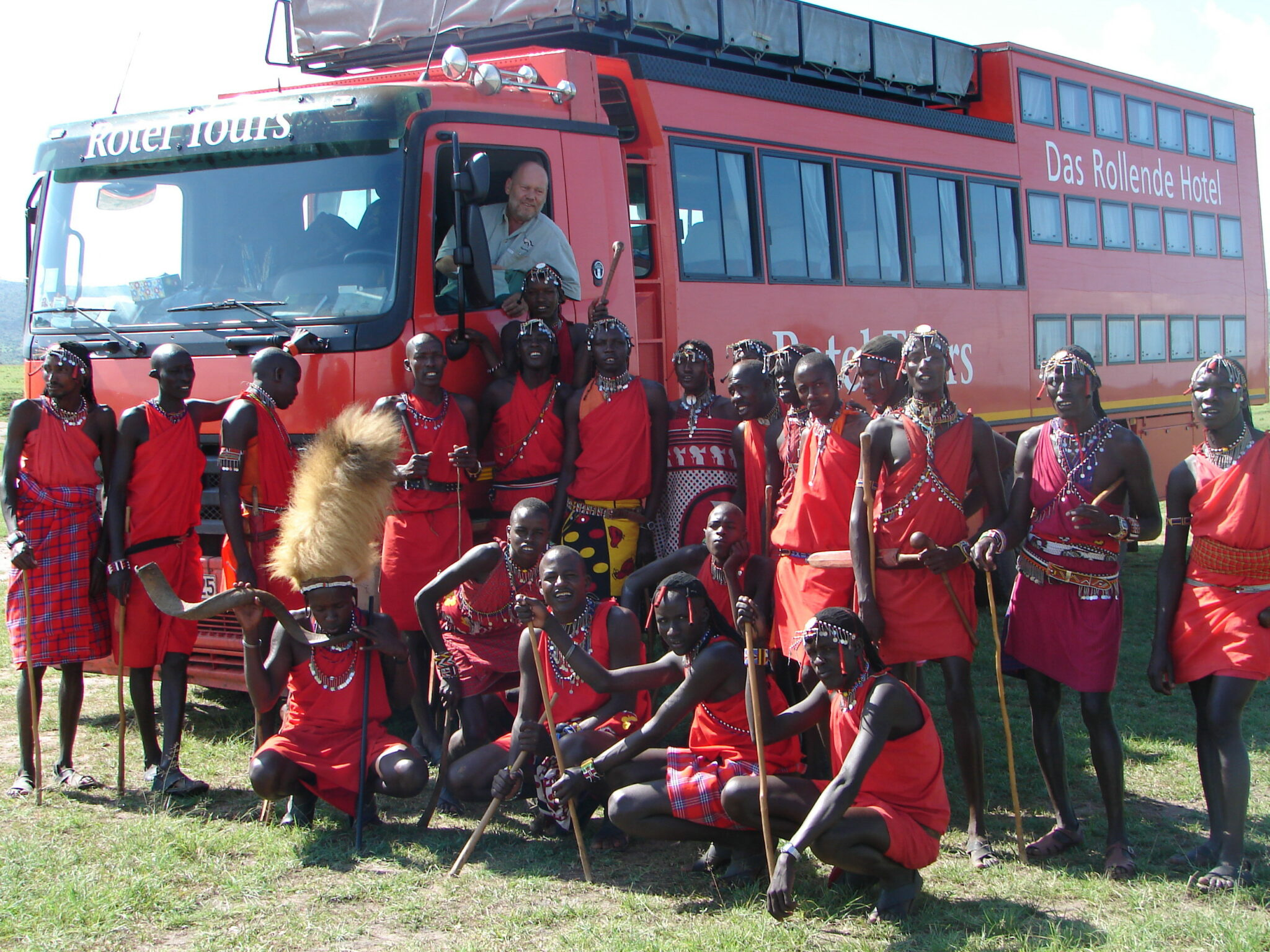 Mit Rotel Tours in Afrika - Kultur hautnah - Rotel Tours