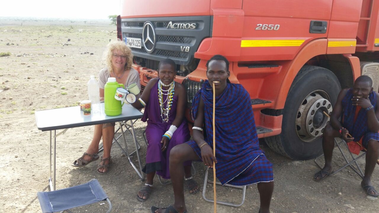 Mit Rotel Tours unterwegs in Afrika